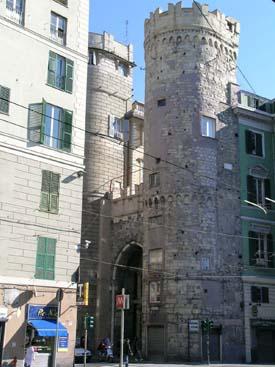Piazza scala - Genova porta principe ...
